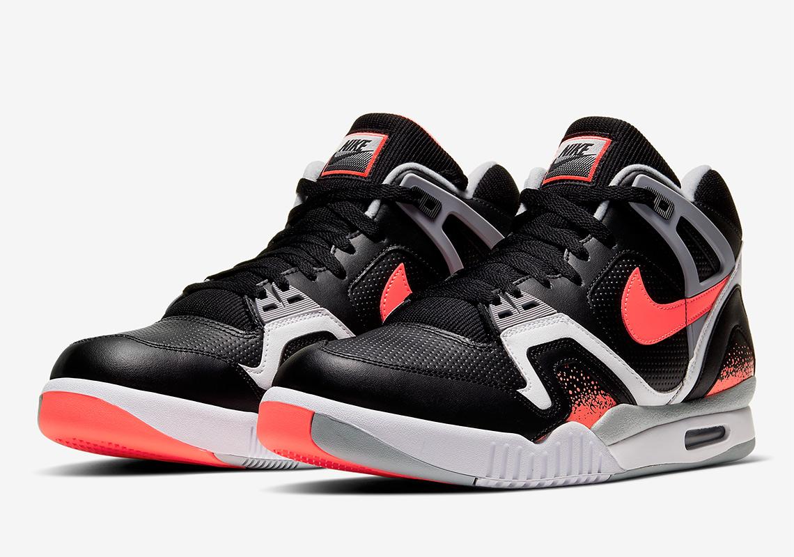 Nike Air Tech Challenge 2 Black Lava