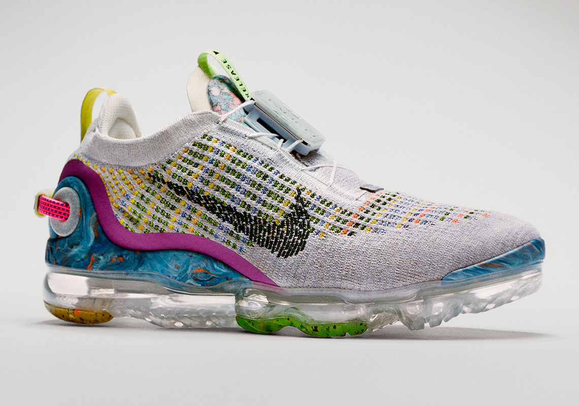 nike vapormax technology