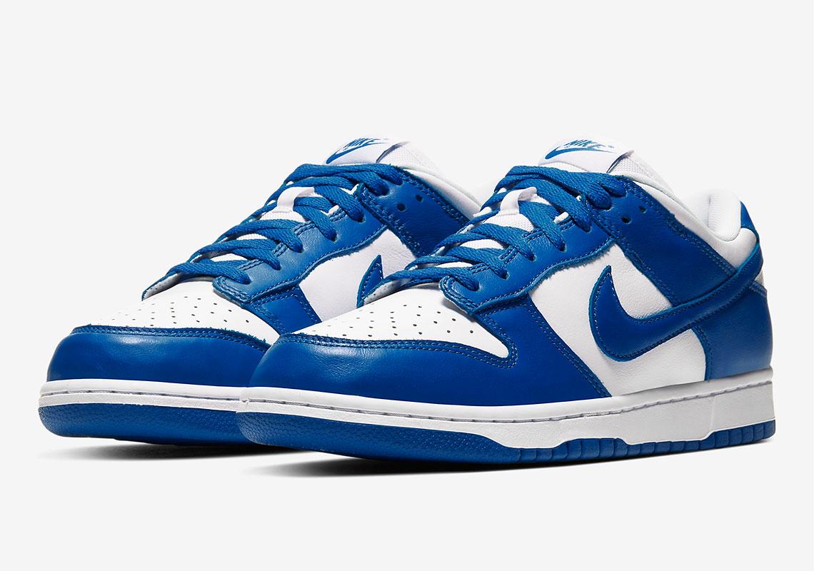 Nike Dunk Low Kentucky 2020 CU1726-100