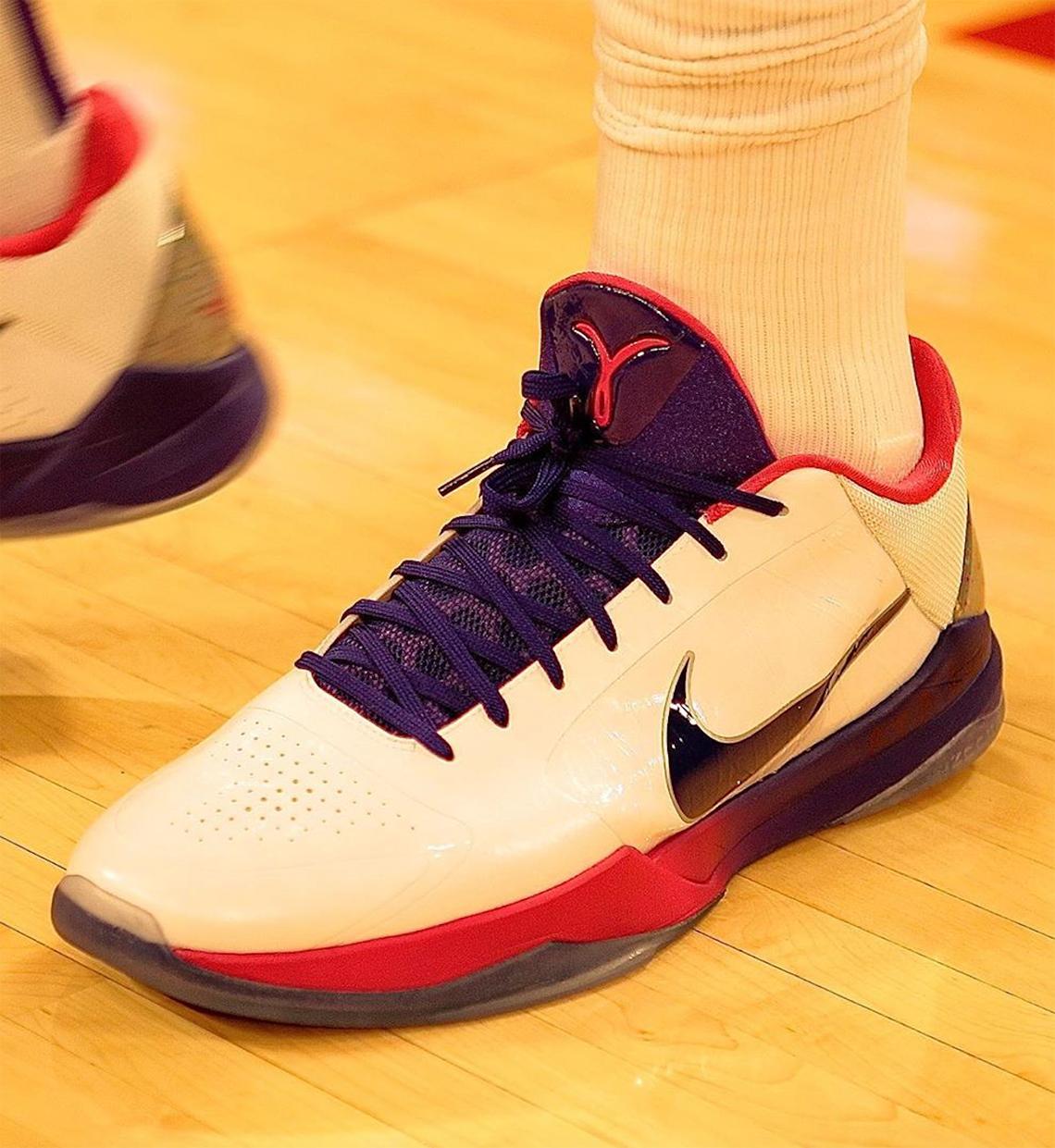 Nike Kobe 5 Protro Kay Yow Release Info