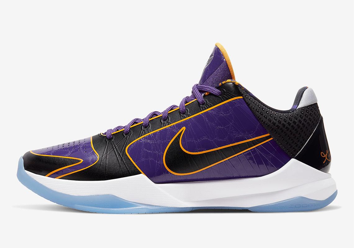 Nike Kobe 5 Protro 5x Champ CD4991-500