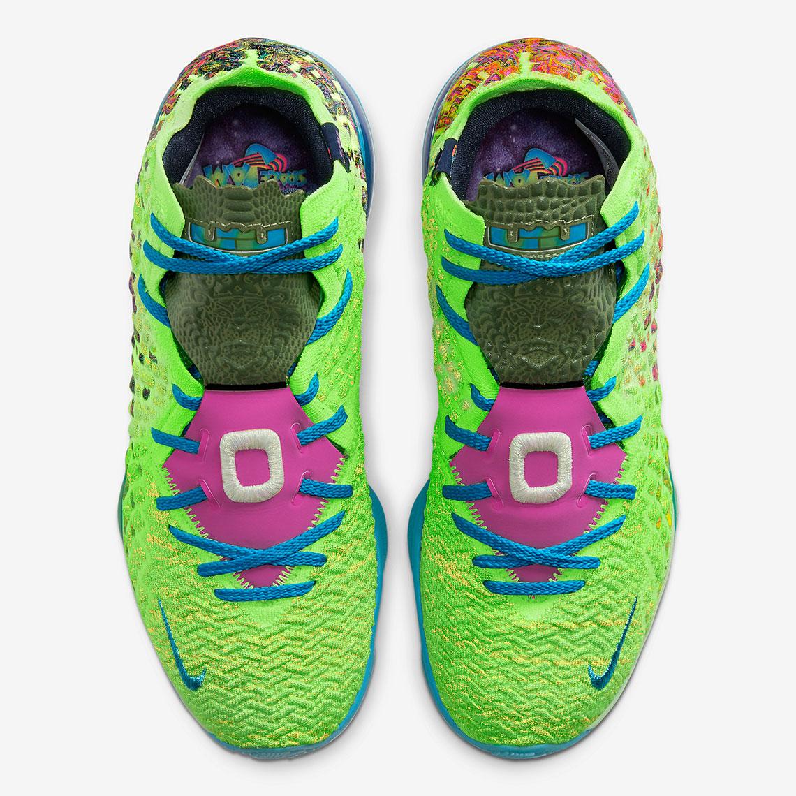 Nike LeBron 17 Mr. Swackhammer CV8075