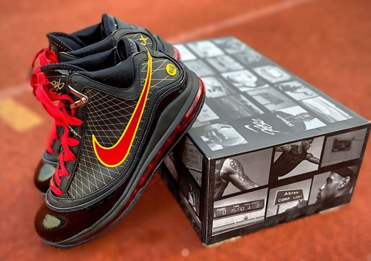 "The Nike LeBron 7 ""Fairfax"" PE Arrives March 6th"