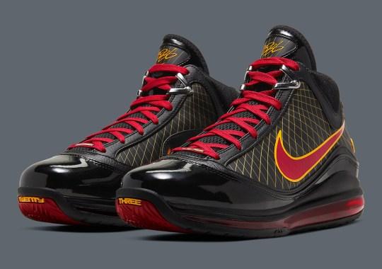 "The Nike LeBron 7 ""Fairfax"" PE Arrives March 6th"
