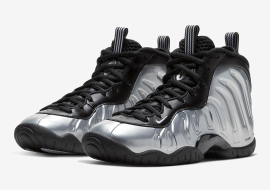 "Nike Lil Posite One ""Chrome"" Releases On February 8th"