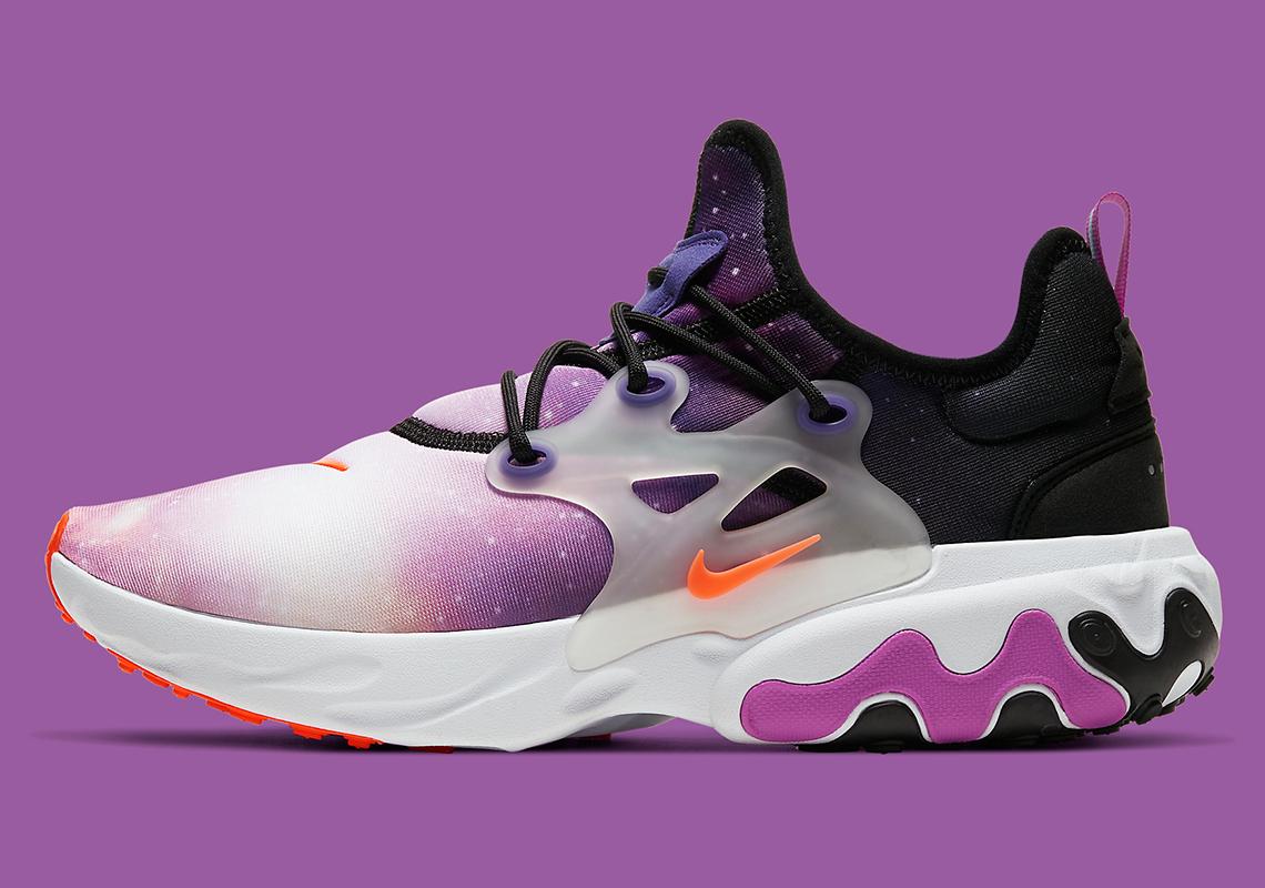 Nike React Presto Galaxy Purple CN7664-002 | SneakerNews.com
