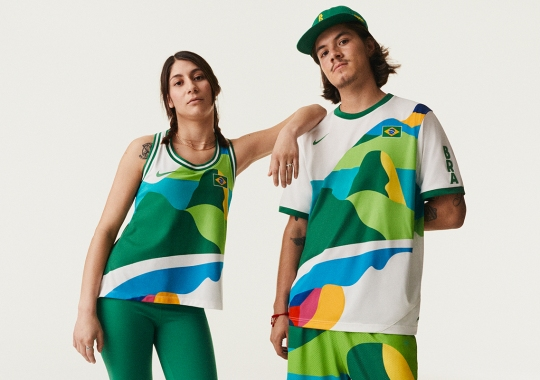 Parra Teams Up With Nike SB To Design First-Ever Team Skateboarding Uniforms For 2020 Olympics