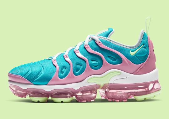 The Nike Vapormax Plus Returns For Easter With Pastel-Heavy Release