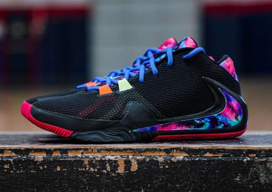 The Nike Girls EYBL Reveals A Zoom Freak 1 PE