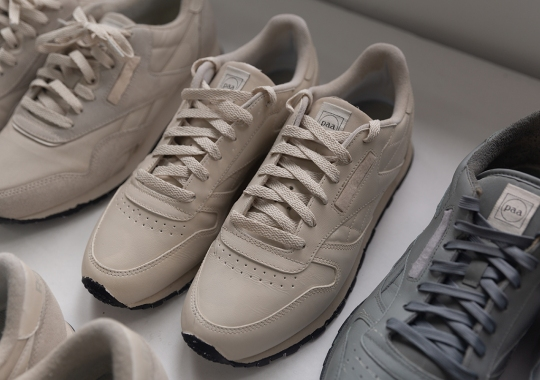 Reebok Extends Their CFDA Partnership With New York Fashion Week Notables