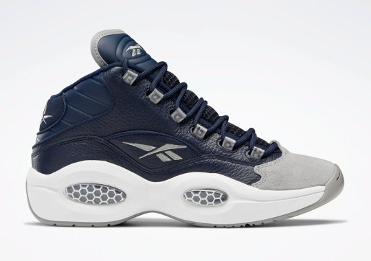 This Reebok Question Honors The Georgetown Hoyas