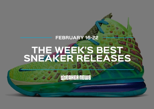 Three Regional Exclusive Yeezys Headline This Week's Best Sneaker Drops