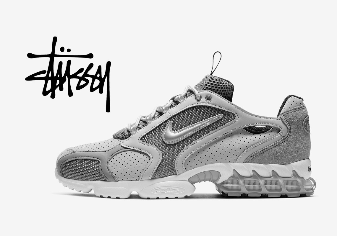 Stussy Nike Zoom Spiridon Chaussures 2020 Release Infos Crumpe