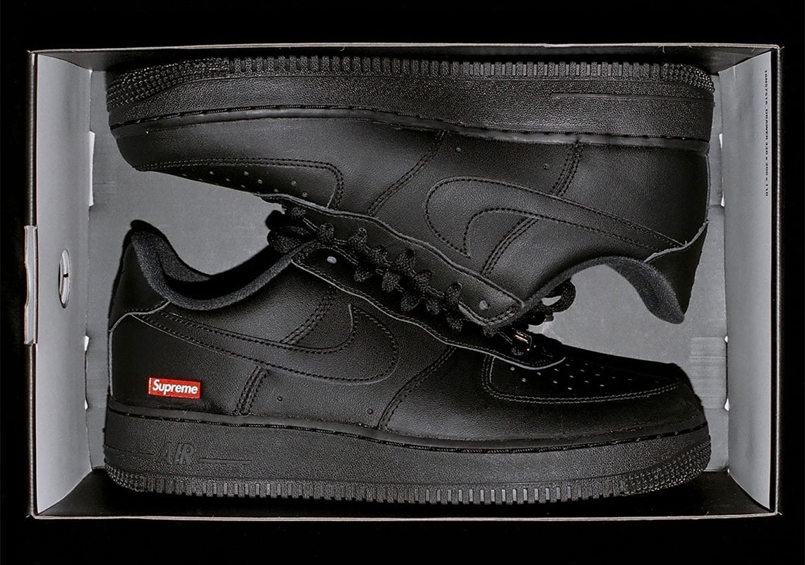 Supreme Nike Air Force 1 Release Date |