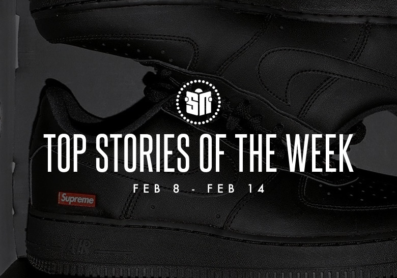 Sneaker News Info + Updates February 8th | SneakerNews.com