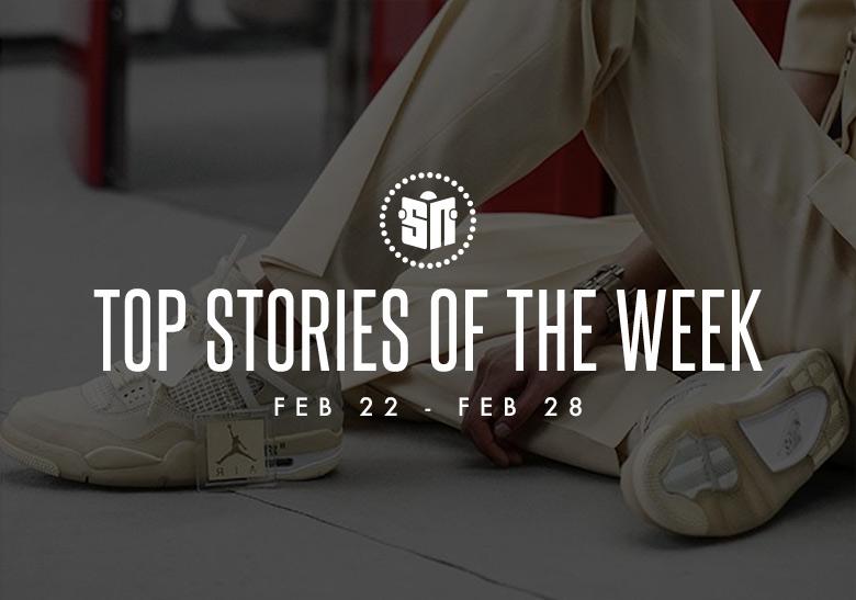 Sneaker News Info + Updates February 22nd 2020| SneakerNews.com
