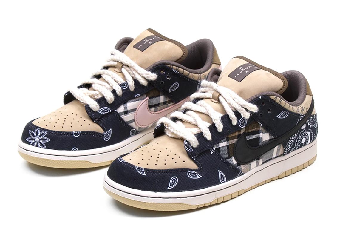 Travis Scott Nike SB Dunk CT5053-001 | SneakerNews.com