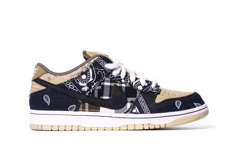 Travis Scott Nike SB Dunk Special Box Release | SneakerNews.com