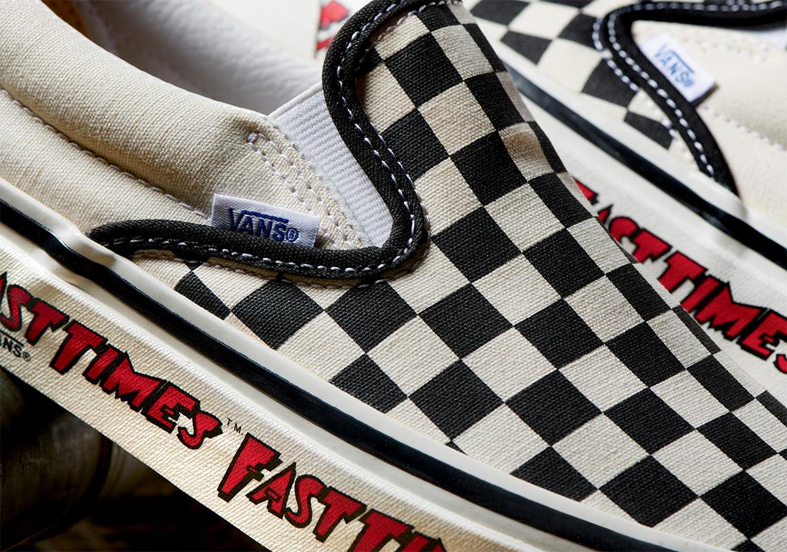 vans spicoli checkerboard