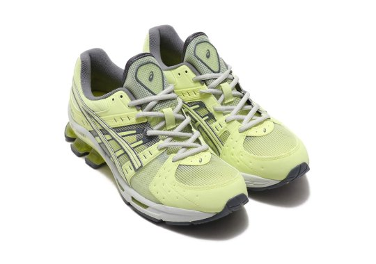The ASICS GEL-Kinsei OG Adds A Mossy Green Upper Fitting Of Spring