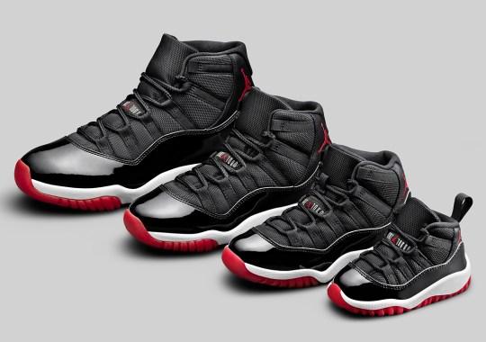 """2019's Air Jordan 11 """"Bred"""" Was Nike's Best-Selling Sneaker In History"""