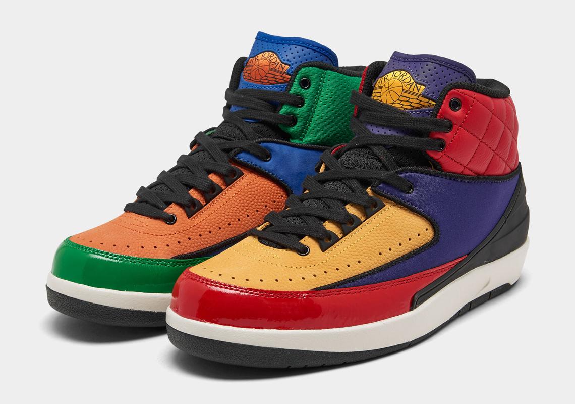 Respeto a ti mismo Cargado Consumir  Air Jordan 2 WMNS Rivals CT6244-600 Release Date | SneakerNews.com