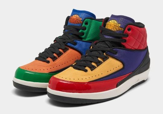 The Women's Air Jordan 2 Rivals Releases Tomorrow