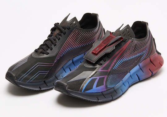 COTTWEILER And Reebok Join Forces To Launch The 3D Zig Storm