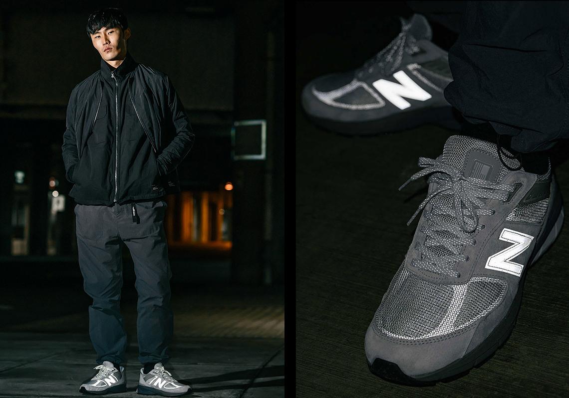 new balance 990v5 noir