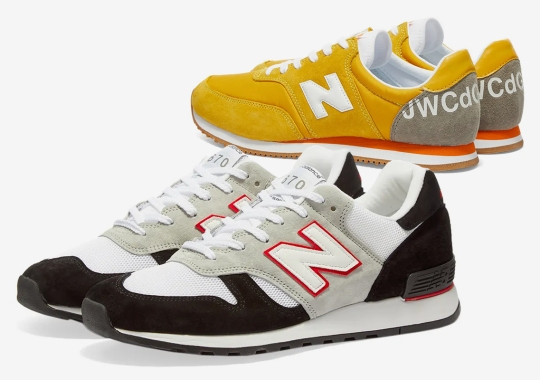 Junya Watanabe MAN And New Balance Deliver Small Collaborative Capsule For Spring