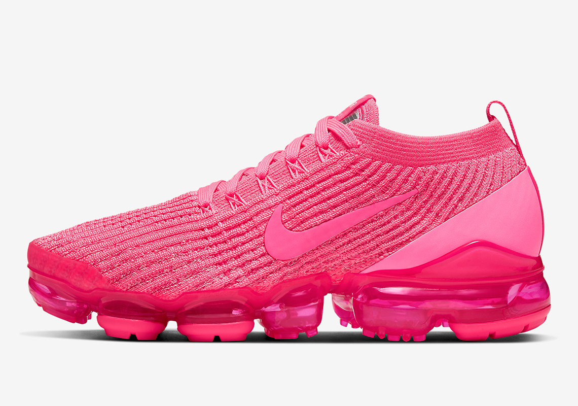 Nike Vapormax Flyknit 3 Pink CT1274 600 |