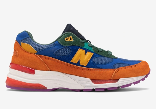 New Balance Caters To The Eclectic With Vibrant Multi-Color