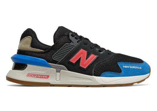 The New Balance 997S Returns In Neo Classic Blue And Lava Red