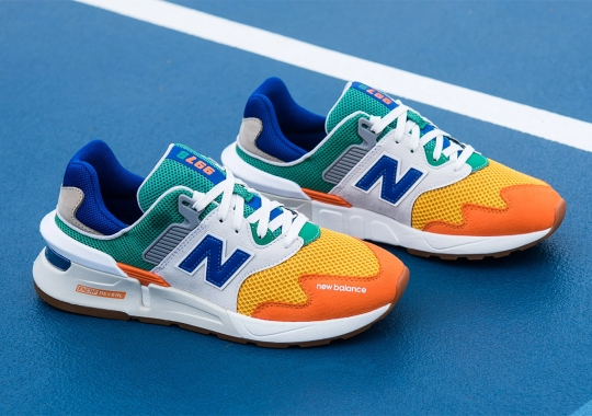 The New Balance 997S Is Back With Another Multi-Colored Take For Spring