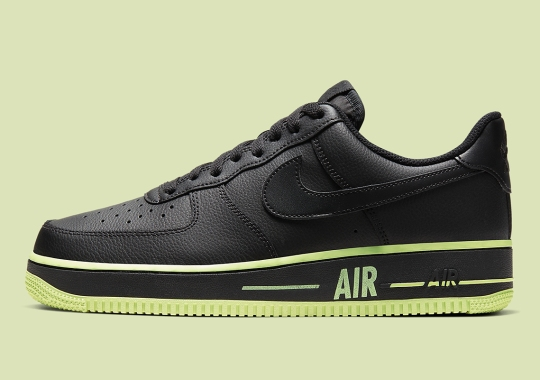 Nike Emboldens The Midsole AIR On This Upcoming Air Force 1