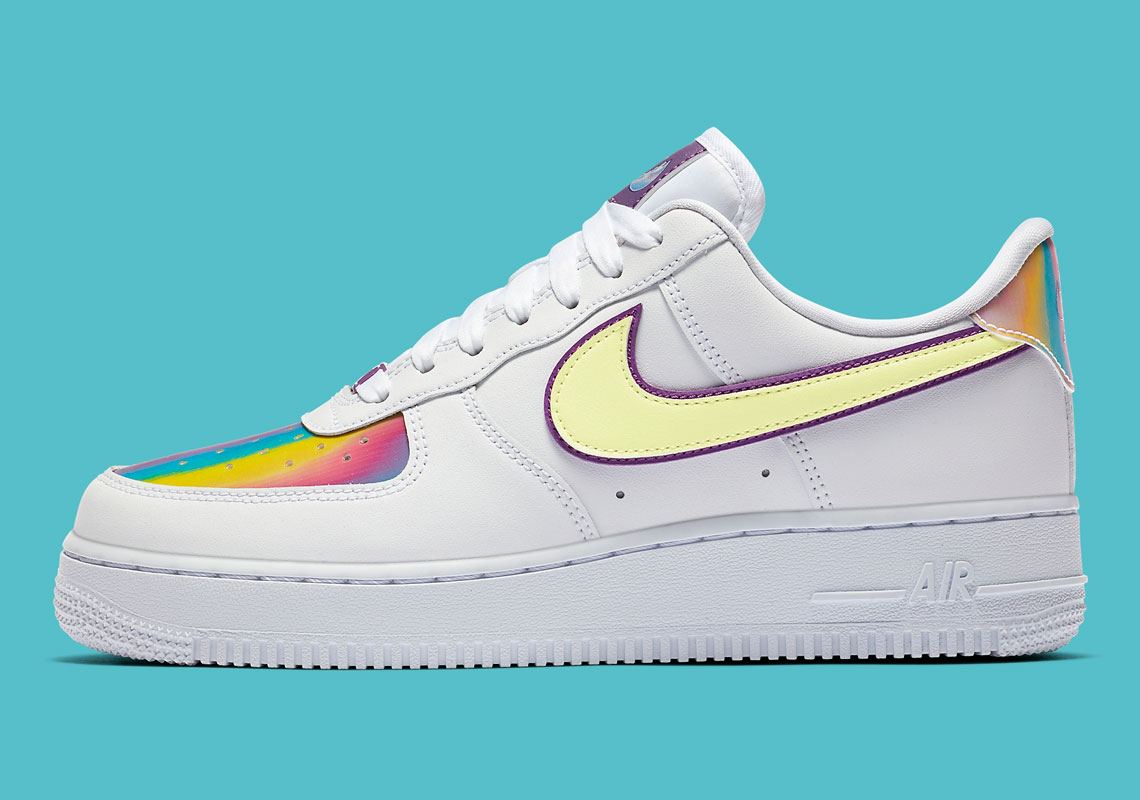 Nike Air Force 1 Low Easter 2020 CW0367 100 1 1