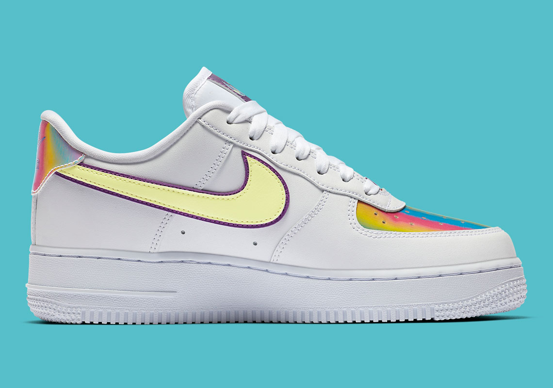 Nike Air Force 1 Low Easter 2020 CW0367 100 3 1
