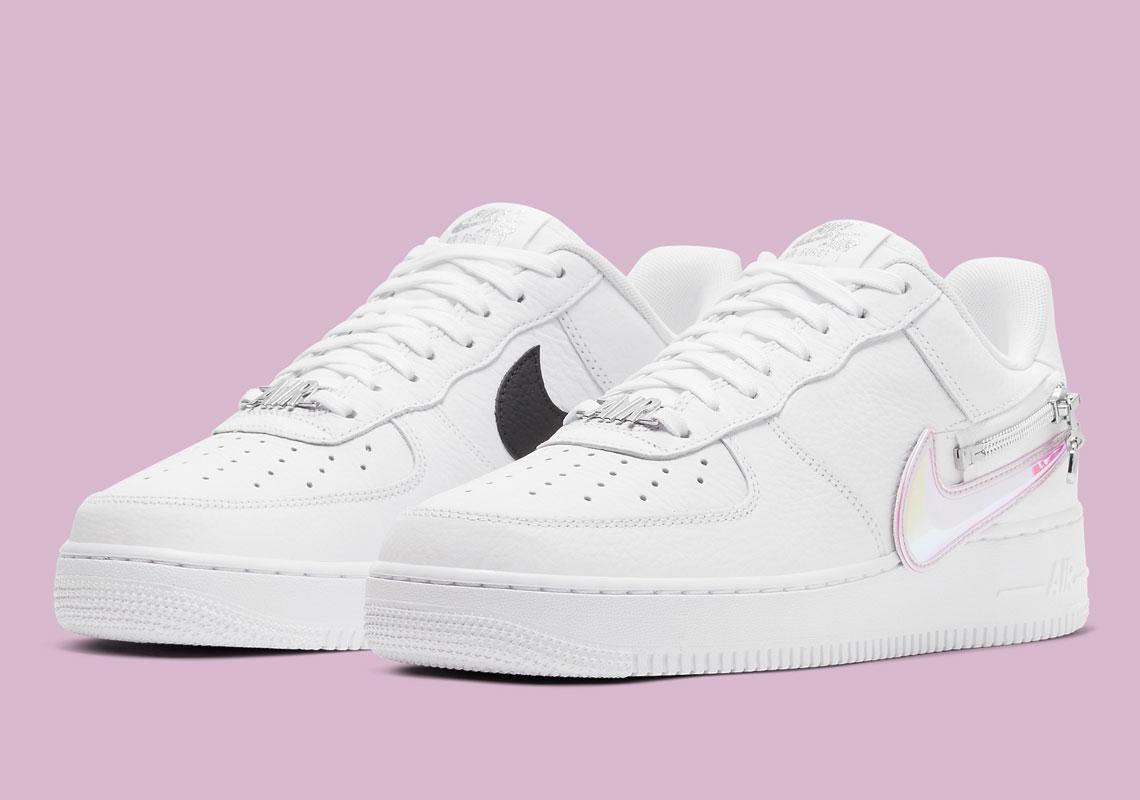 Nike Air Force 1 Low Zip Swoosh