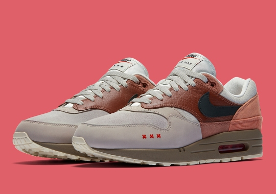 """The Nike Air Max 1 """"Amsterdam"""" Is Releasing March 19th"""