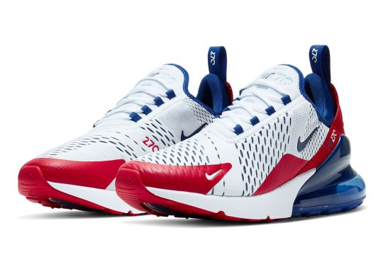 "The Nike Air Max 270 ""USA"" Is Available Now"
