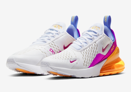 Easter Palettes Persist On The Nike Air Max 270