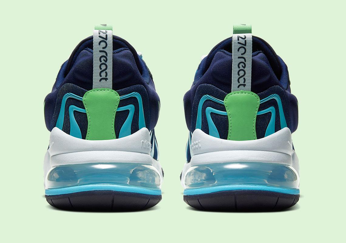 Nike Air Max 270 React Eng Cj0579 400 Sneakernews Com