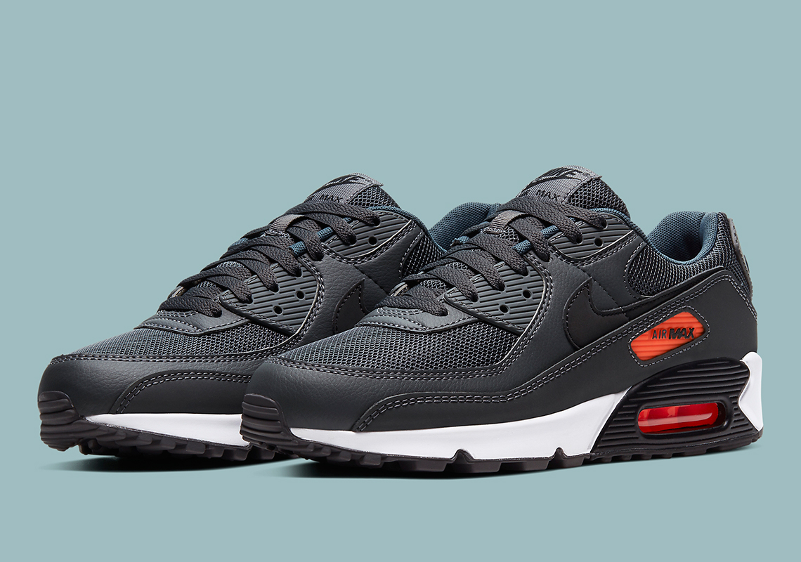 nike air max 90 print leather