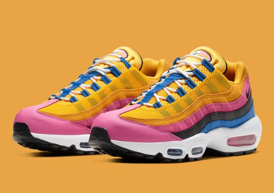 More ACG/Outdoor Themes Appear On The Nike Air Max 95