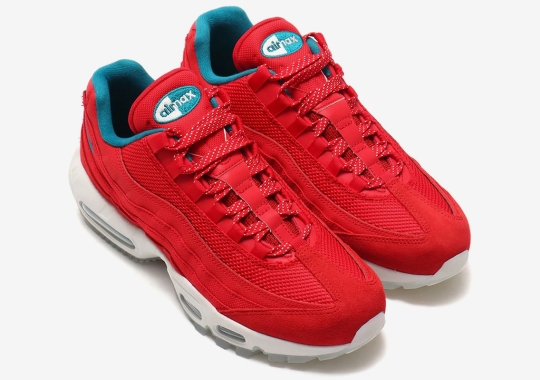 """Nike Air Max 95 """"Mt. Fuji"""" To Drop Exclusively In Japan"""