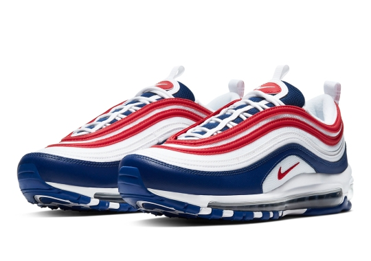 This Nike Air Max 97 Is A Patriotic Option For Several Different Countries