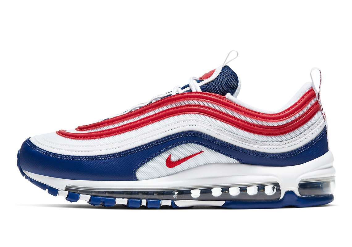 trascuratezza Meccanico accorciare  Nike Air Max 97 USA Available Now CW5584-100   SneakerNews.com