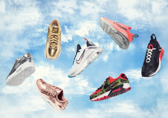 Nike Reveals Official Air Max Day 2020 Sneaker Releases