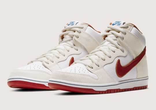 The Nike SB Dunk High Honors Cheap Cigars Later This Summer