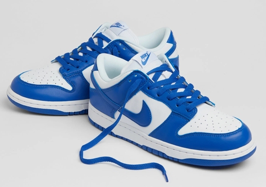 "Where To Buy The Nike Dunk Low ""Kentucky"""